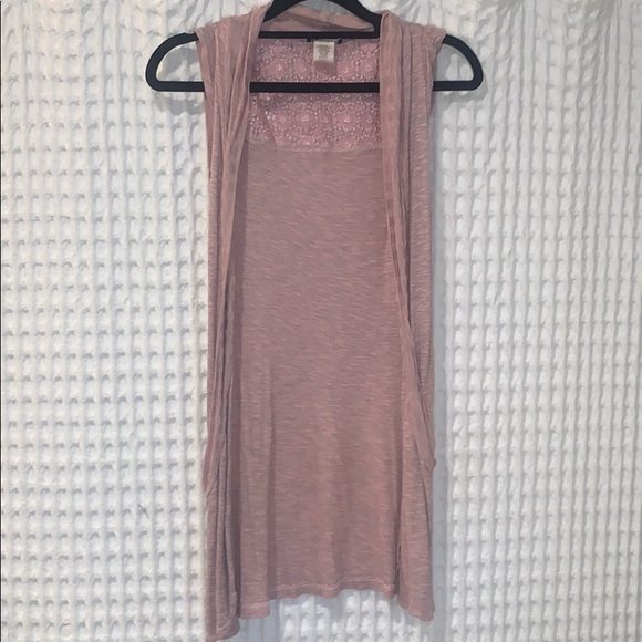 Wet Seal Sweaters - Duster